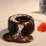 Easy Chocolate Fondant