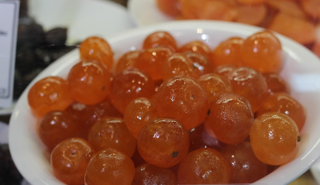 Candied Italian Clementines