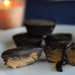Chocolate Peanut Butter Cups- you know you want one!