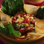 Tortilla Salad- Fresh and Sassy!