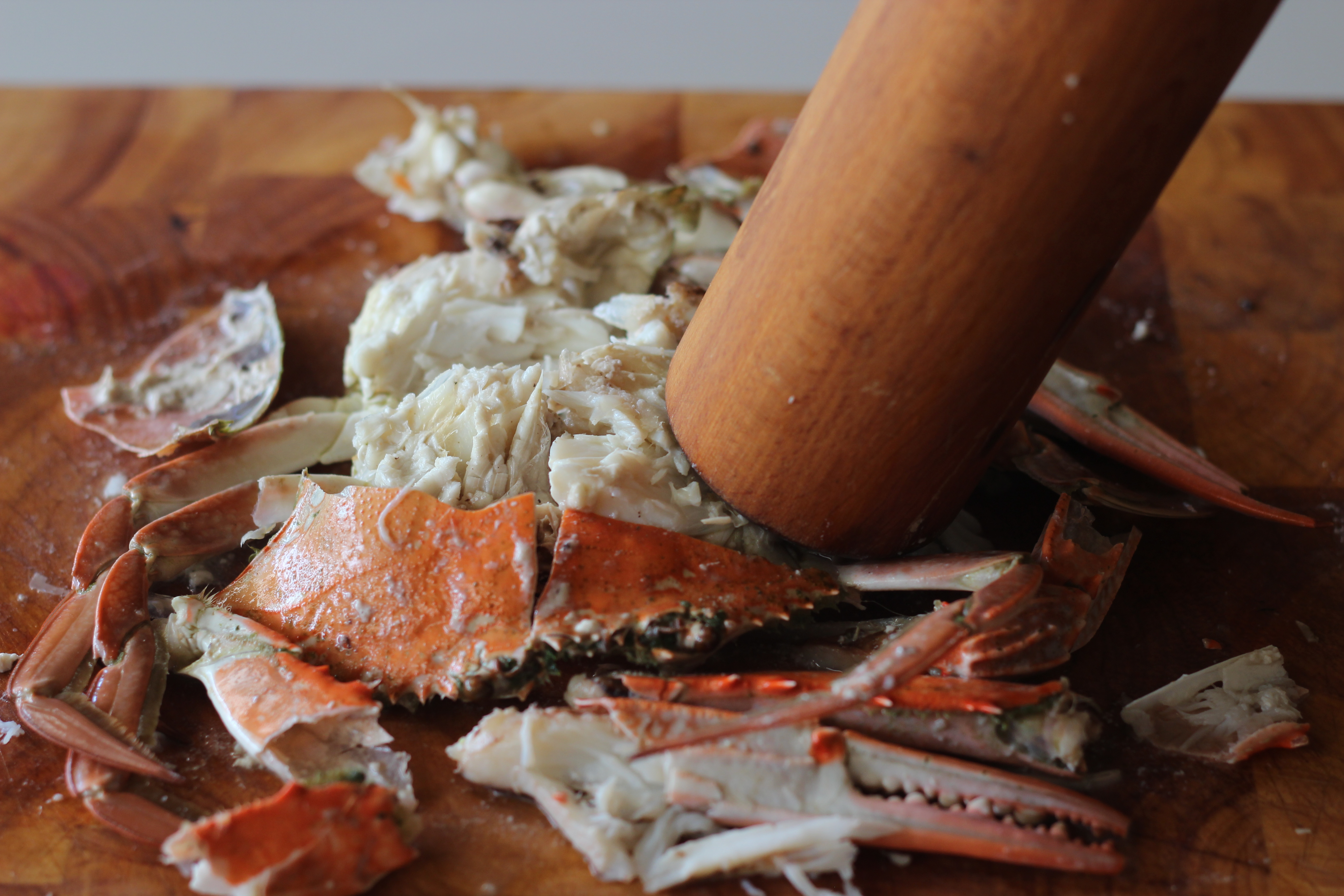Raw Crab Meat