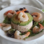 5 Salads in 5 Days: Salmon Mousse with Avocado and Shrimp