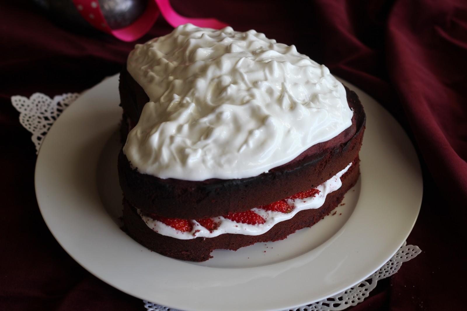 Red Velvet Cake No Vinegar Recipe