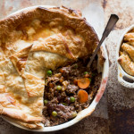 Shiraz and Lamb Pie