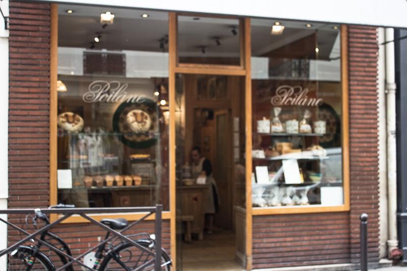 Poilâne Bakery at 8 rue du Cherche-Midi