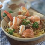 Spaghetti with Lobster- the Australian experience