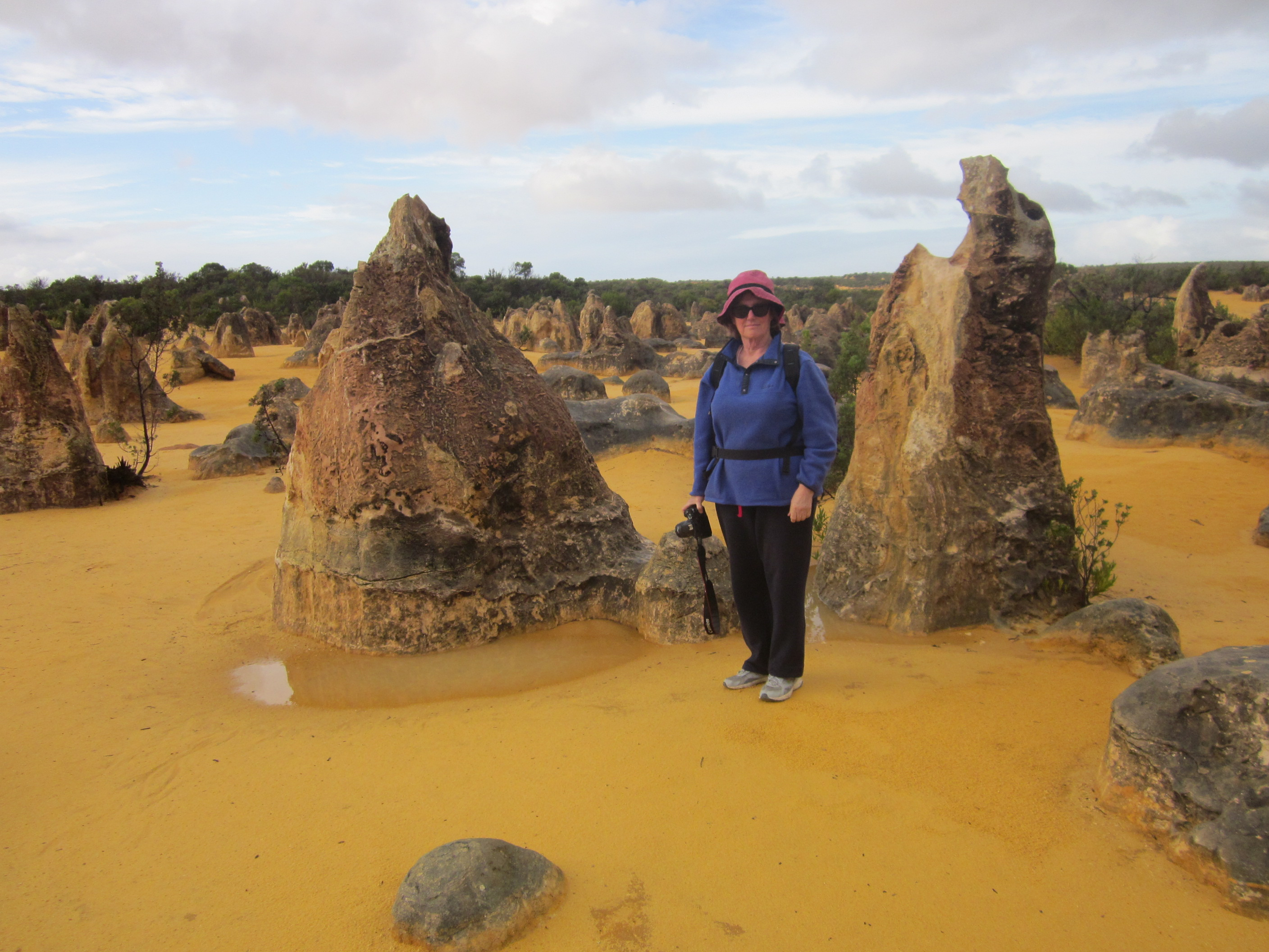 Pinnacles WA
