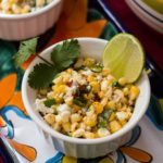Esquites – Mexican street food at its best!