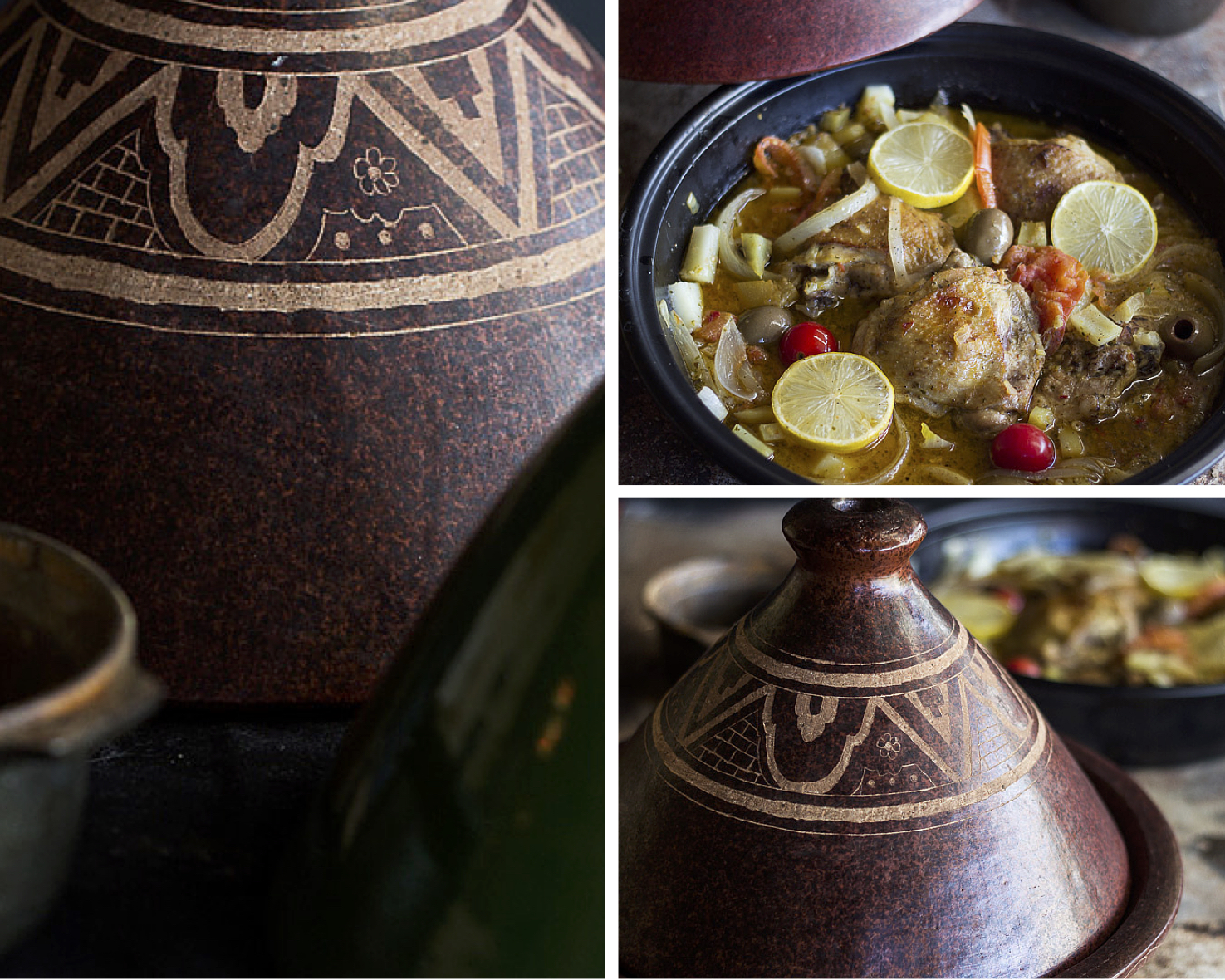 Moroccan Chicken Tagine with Preserved Lemon and Olives | G'day ...