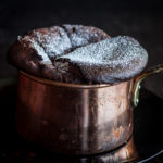 Julia Child's Chocolate Soufflé